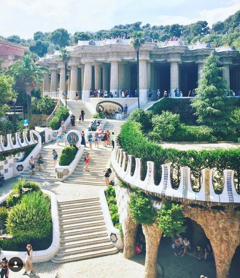 Barcelona, Spain красивые места, мир, планета, природа, путешествия