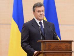 Янукович призвал к референдумам в каждом регионе Украины