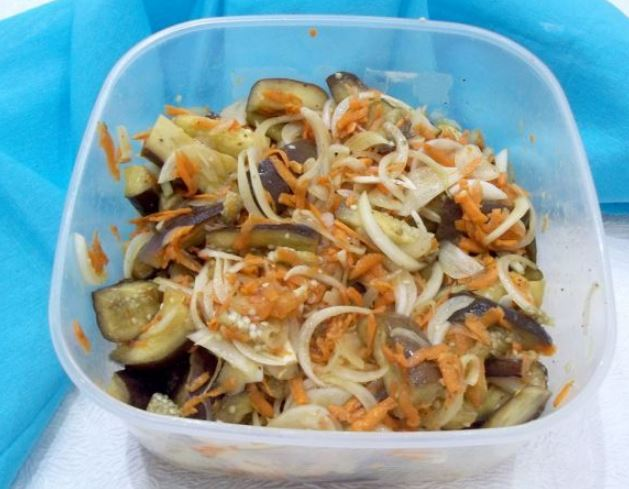 Как сделать маринованные баклажаны быстро – вкусное и простое блюдо закуски