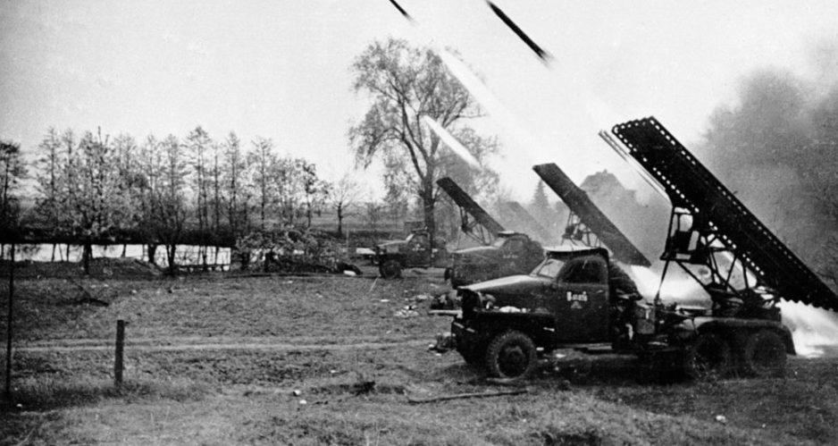 Залпы «Катюш» и мертвые финны с японцами без следов ранений