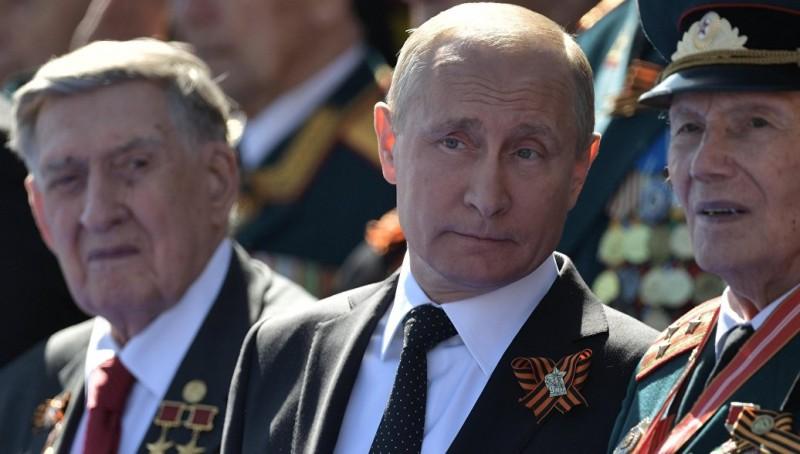 Путин вступился за ветерана