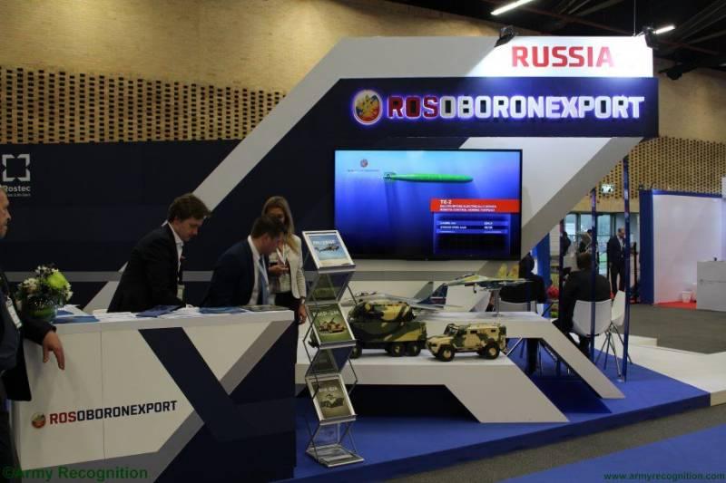 Экспорт российских вооружений. Декабрь 2017 года