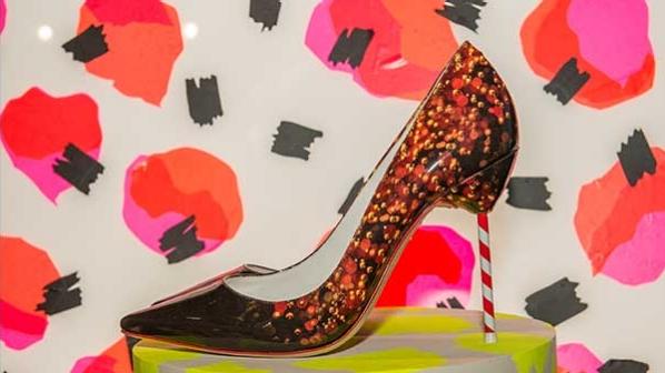 Обувь «ангелов» Victoria's Secret