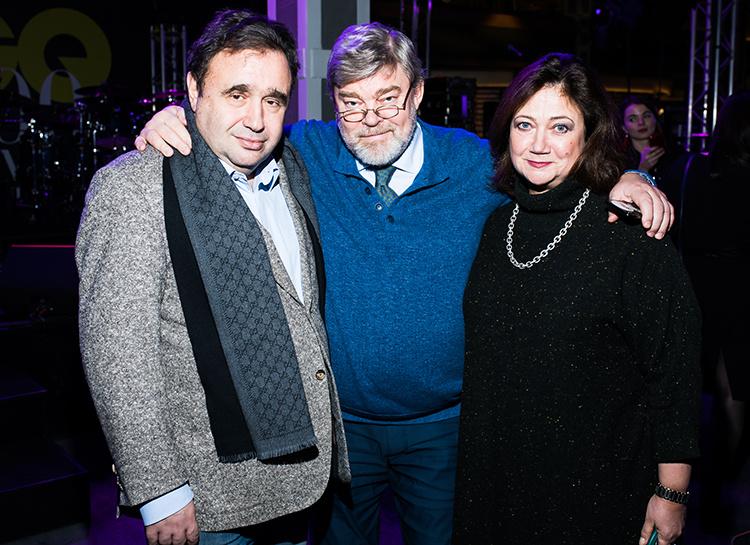 Дмитрий Шепелев, Андрей Малахов и другие гости вечеринки