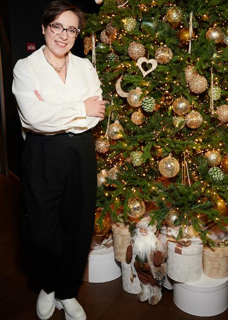 Ани Лорак, Алена Хмельницкая и другие гости Women Christmas Dinner Звезды,Новости о звездах