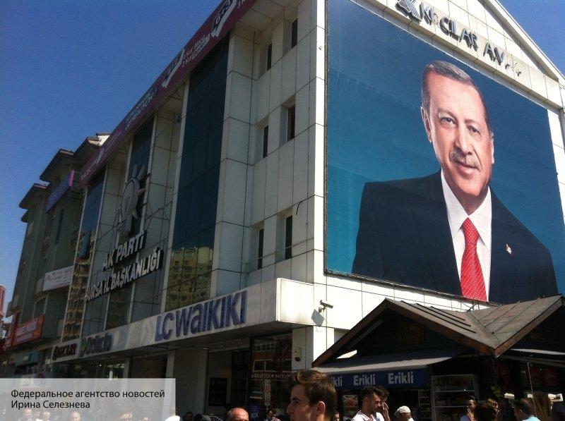 Турция готовится провести оп…