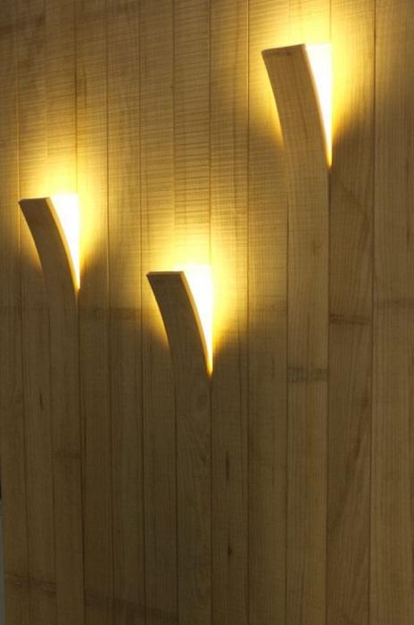 Очень красивое решение выполнить такие крутые светильники, которые станут просто находкой.
