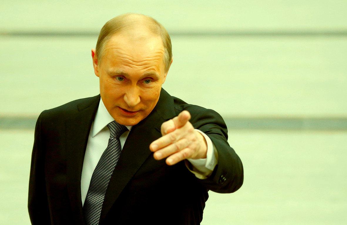 Путин нашел способ ответить США: кулаком в нос!!!