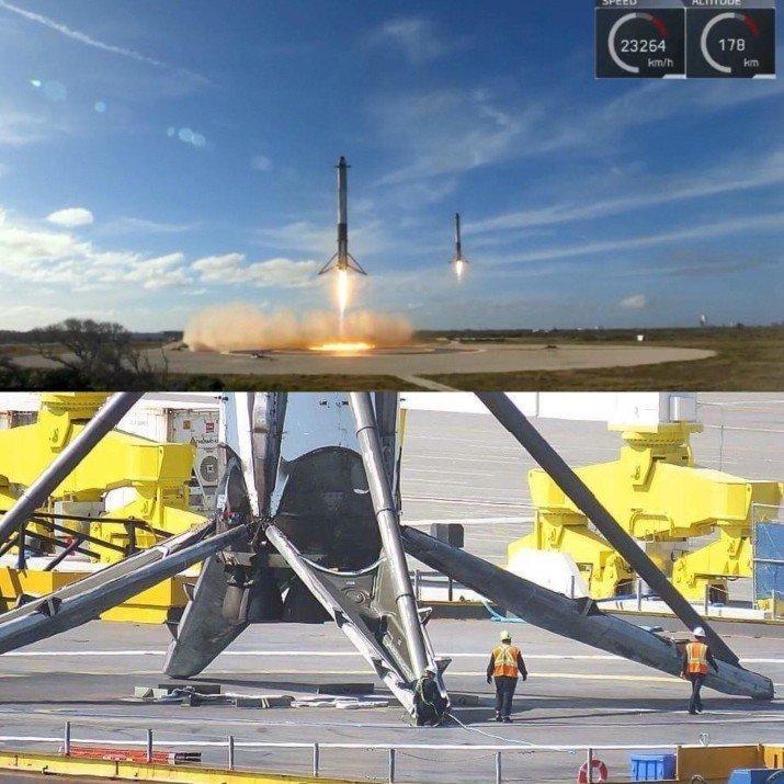 Опоры ракетного модуля в мире, вещи, размер, удивительно, фото