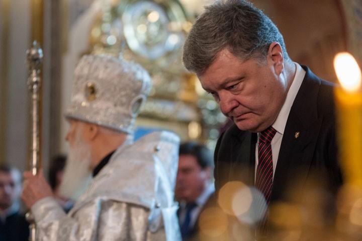 Крестовый поход Порошенко не задался