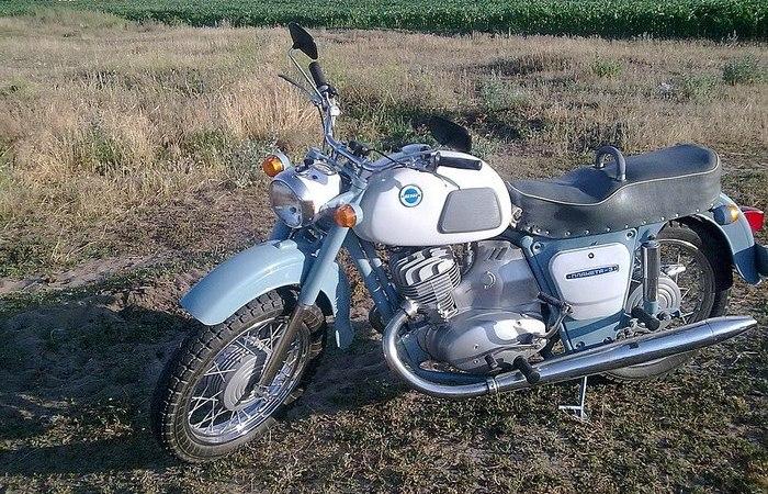 История легендарного советского мотоцикла ИЖ Планета-3