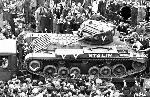 Какое оружие Союзников больше всего помогло Красной Армии жизнь,загадки,история,курьезы,факты