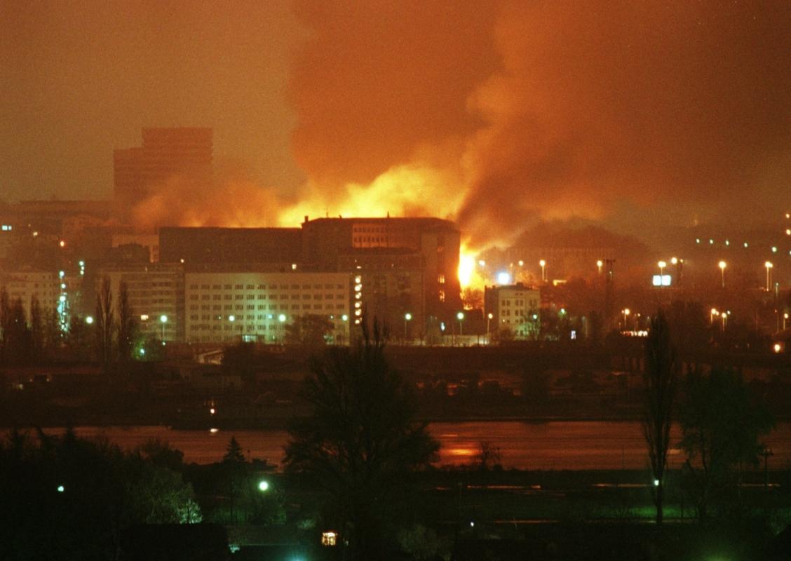 Постпред России в ЕС: НАТО своими бомбардировками в Югославии нарушила все международные нормы