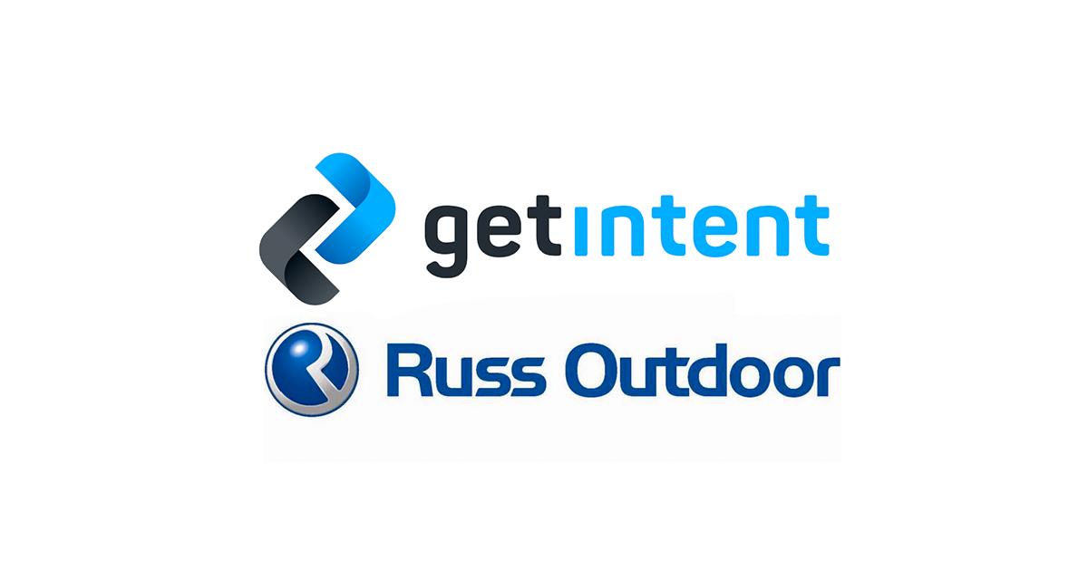 Russ Outdoor и Getintent разрабатывают SSP для цифровой наружной рекламы