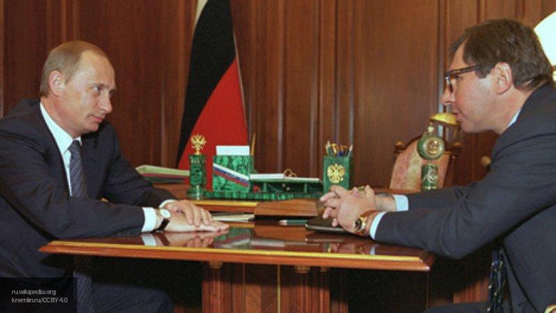 Банкир Авен рассказал о своих встречах с Путиным