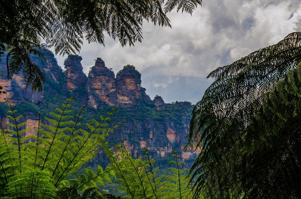 Гора «Три сестры»: необычное творение природы