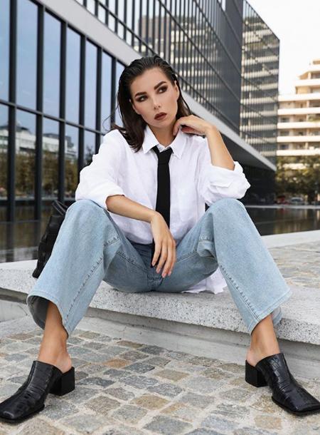 Как составить идеальный базовый гардероб: советы fashion-блогера Карины Нигай Мода,hello! рекомендует
