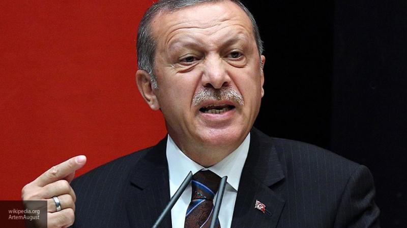 Эрдоган заявил об освобождении от курдских боевиков города Рас-аль-Айн в Сирии