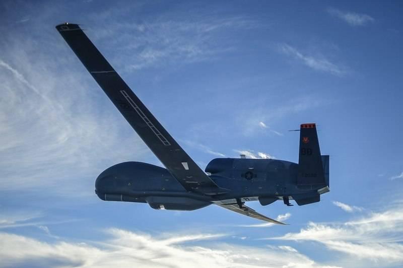 Разведывательная авиация США замечена в районе Приднестровья