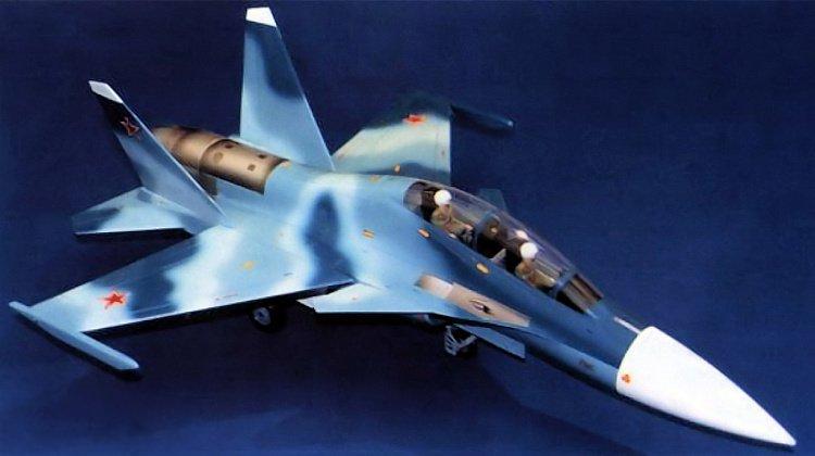 Многоцелевой учебно-боевой истребитель С-54