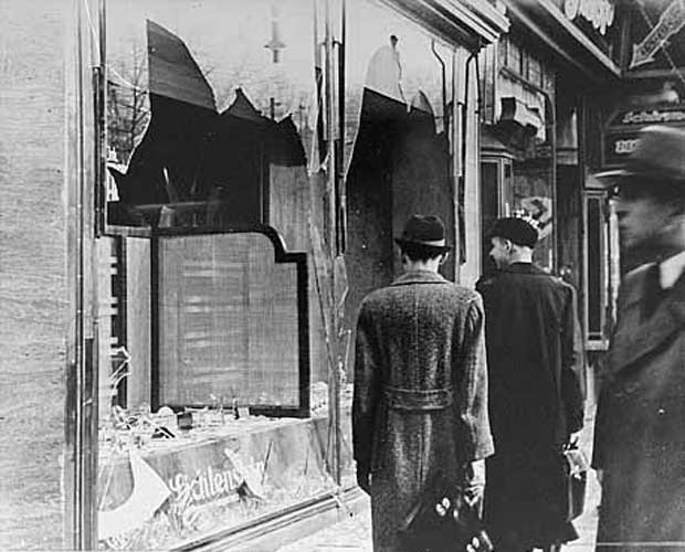 """a history of the kristallnacht an act of terror by the nazi germans It was an exercise in terror that would be called """"kristallnacht,"""" or """"the night  he was an anti-nazi  the following day, celebrating germans began."""