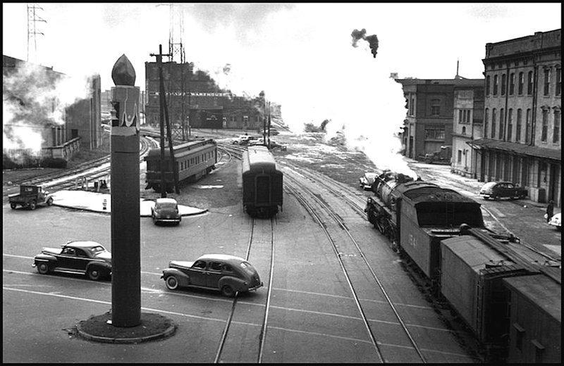 Эллиот Эрвитт - Новый Орлеан 1950 Весь Мир в объективе, история, фотография