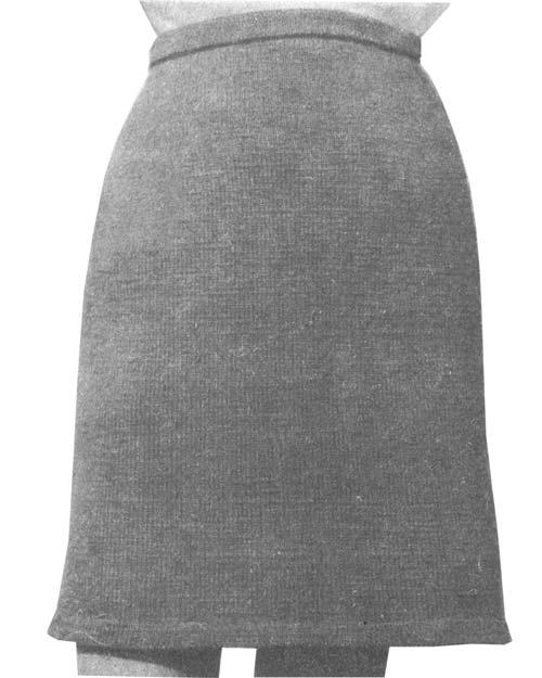 ПЕТЕЛЬКА К ПЕТЕЛЬКЕ. Как связать юбку спицами
