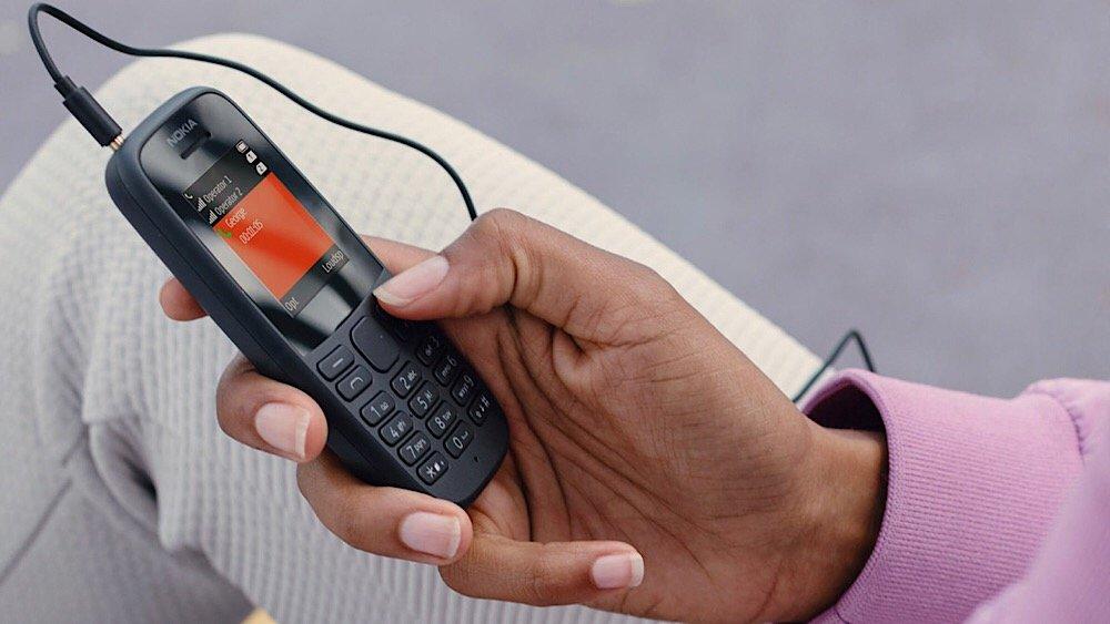 """""""Бабушкофон"""" Nokia 105, оцен…"""
