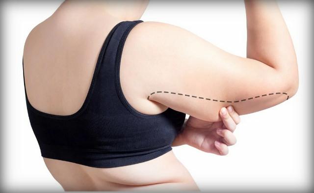 Упражнение «Оса»: избавит от дряблой кожи рук