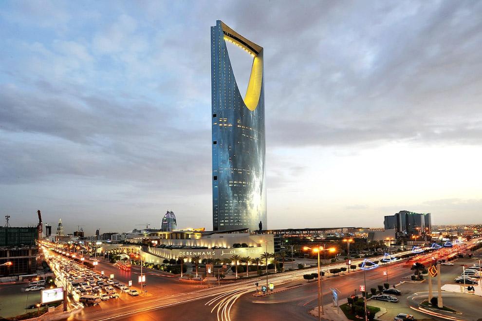 Удивительные небоскребы мира
