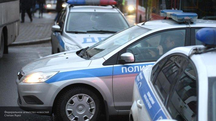 В центре Оренбурга в ДТП пострадал один человек и четыре иномарки
