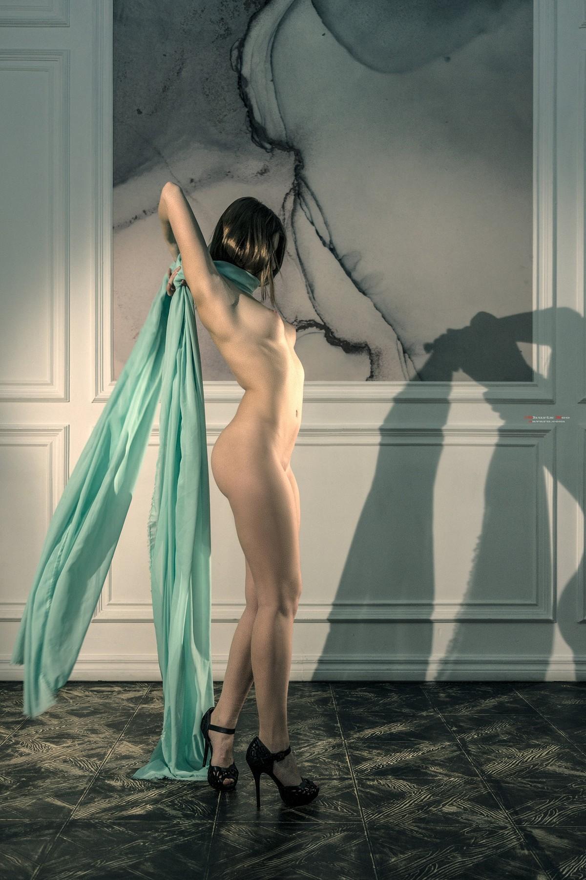 Снимки в жанре «Ню» Александра Заварухина фотография,чувственность