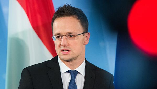 Венгрия переходит к действиям и пригрозила Украине ввести миротворцев и перекрыть газ