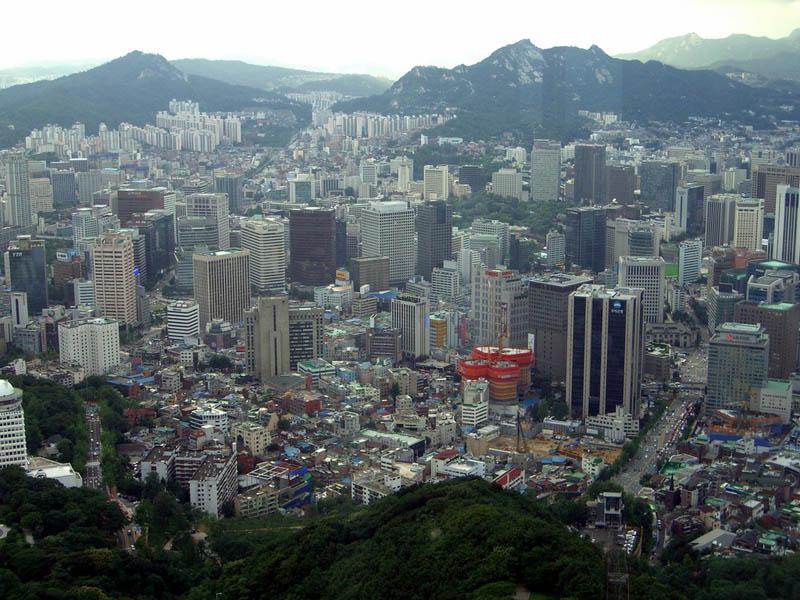 highrise06 25 городов мира с наибольшим числом высотных зданий