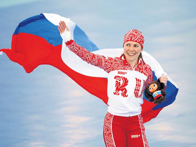 Оставшиеся без Олимпиады спортсмены получили необычную поддержку