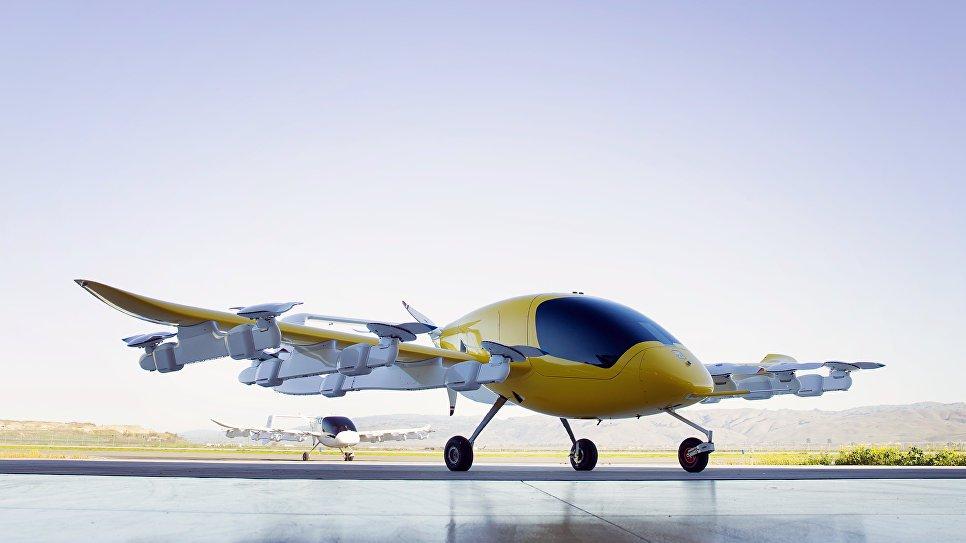 В Новой Зеландии проходят испытания летающего такси