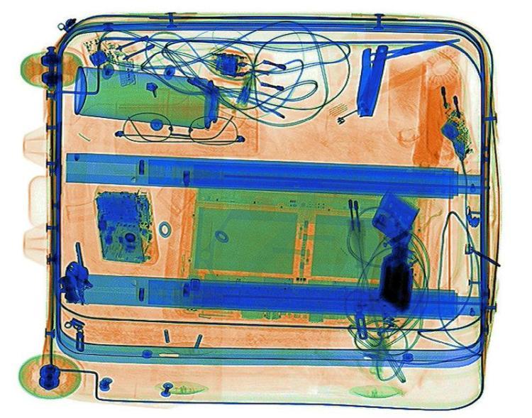фото с интроскопа сумку можно