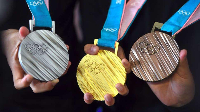 Российские лыжники Большунов и Ларьков завоевали серебро и бронзу на Олимпиаде-2018