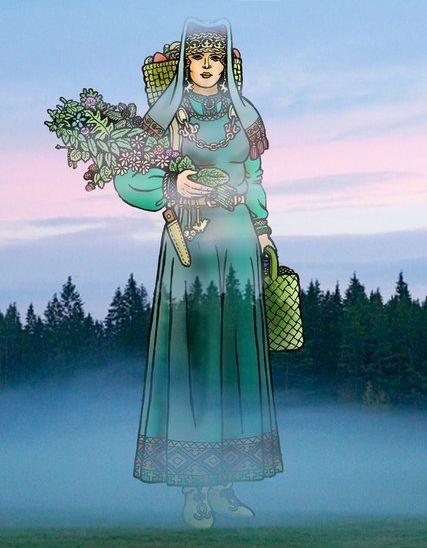 Разрушительный вирус приворота (Сказы богини Макоши)
