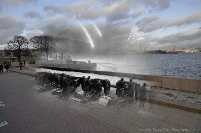 Ленинград 1944 / Санкт-Петербург 2014: К годовщине освобождения