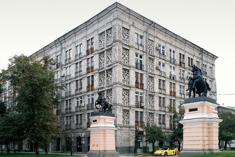 3необычных советских дома, гдедосихпорживут люди