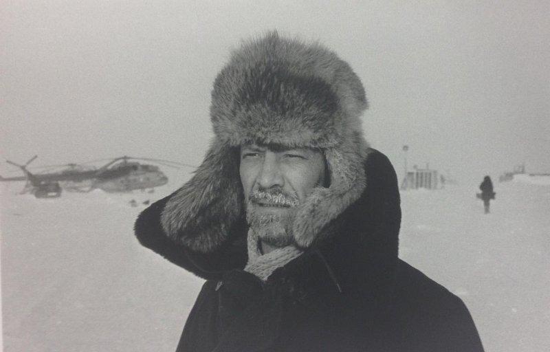 Друг мой Генка Сергей Бурасовский, 1985 год, МАММ/МДФ.