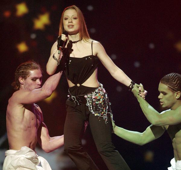 История участия России на Евровидении