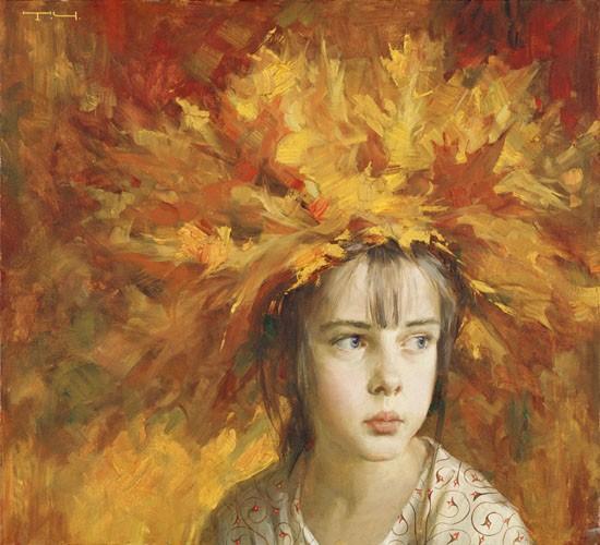 Шёпот детства. Татьяна Чувашева. (род. 1977 г.)