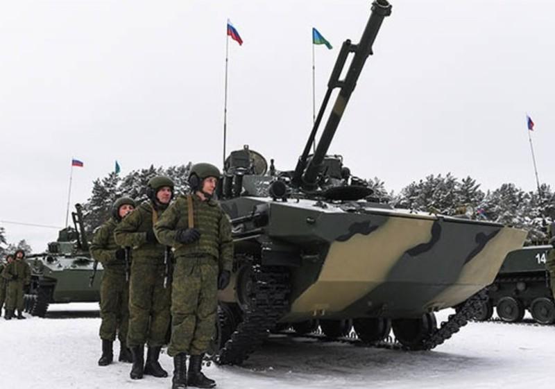 В НАТО напуганы возрождением российской армии