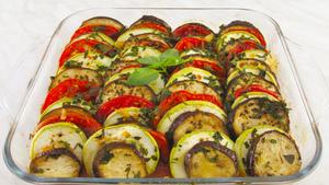 Рататуй: запеченные овощи в …