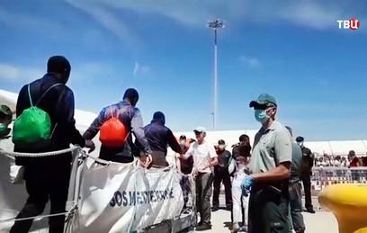 Европейский саммит по проблемам мигрантов завершился провалом
