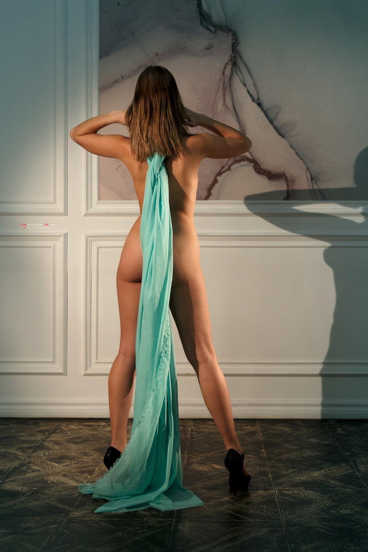 Снимки в жанре «Ню» Александра Заварухина