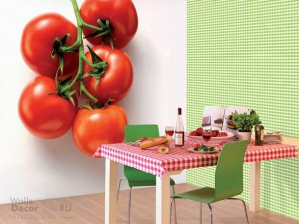фотообои помидор