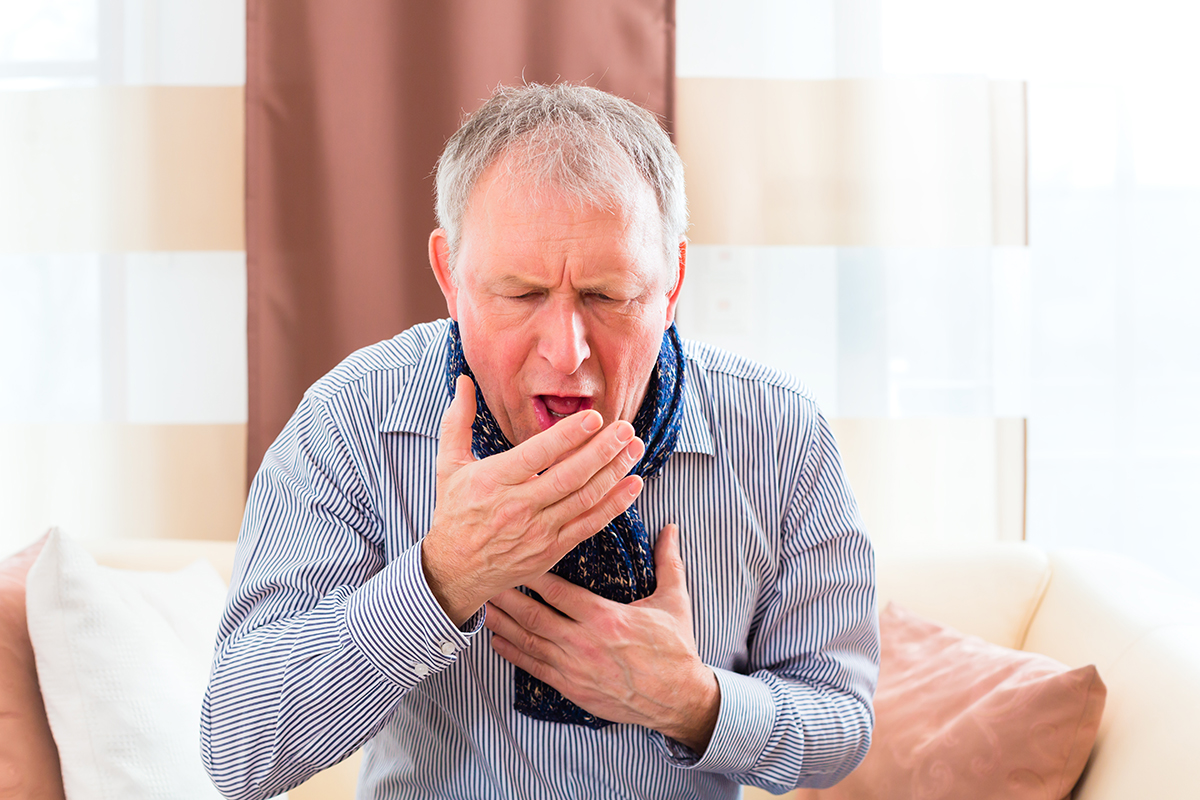 В Минздраве назвали ранние симптомы рака лёгких